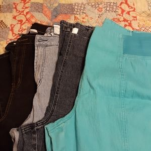 Women's jeans size 22 tall